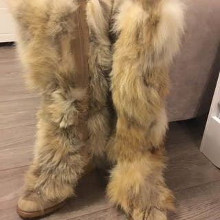 Christian Dior Stiefel - Größe: FR 37.5