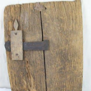 Door (1) - Wood - DOGON-Speichertüre- - Dogon - Mali