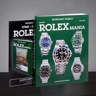 Rolex - Rolex Mania Book by Guido Mondani NEW- Unisex - None