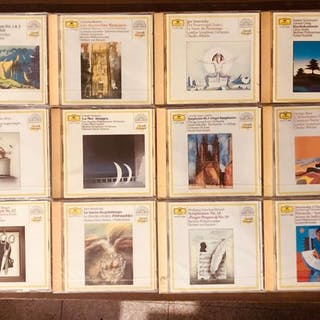 Classic Galleria Deutsche Grammophon - Diverse Titel - CD - 1986/1986