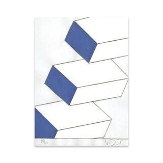Jan van Dyken- Untitled Construction