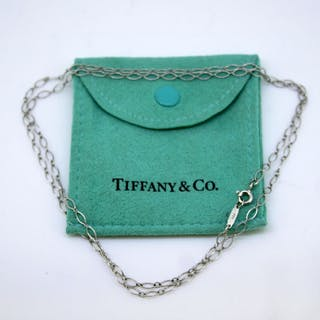Tiffany - 18 kt. White gold - Necklace
