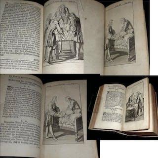 René Jacques Croissant de Garengeot - Chirurgia practica - 1733
