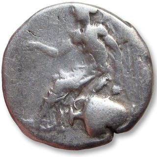 Greece (ancient) - Bruttium, Terina. AR stater, 440-425 B.C. - Silver