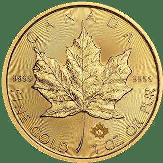 Canada - 50 Dollars 2018 Maple Leaf - 1 oz - Or