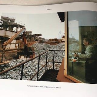 Joachim Brohm, Ralf Kreuels - Schrott. 34 Fotografien - 1997