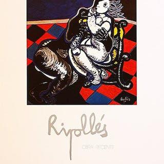 Juan Ripollés - Galería Theo - 1982