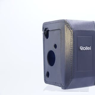 Rollei ROLLEIFLEX FT BLACK LEATHER CASE FOR 4.0 FT / ROLLEI NUMBER : 17014