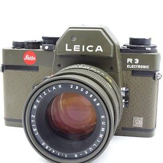 Leica (Leitz) Leica R 3 Safari  + SUMMILUX 50-1,4
