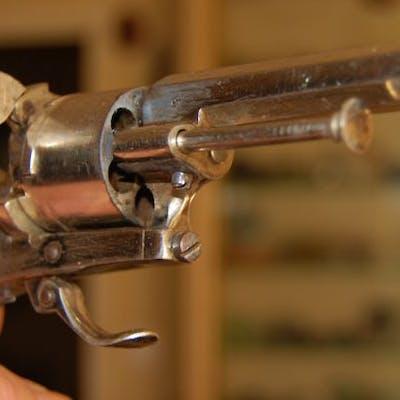 Belgique - Belgian Arms cie - ELG - revolver type...