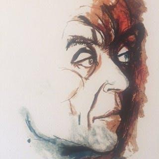 Renato Guttuso - Autoritratto