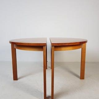 Henning Jensen - Munch Mobler - 2-part table, model M40