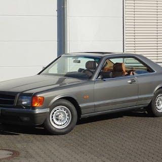 Mercedes-Benz - 500 SEC (C126) - 1983