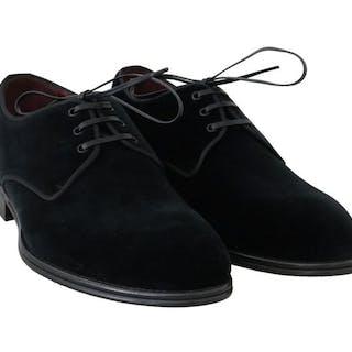 Dolce & Gabbana - New -Never Used - Velvet- Zapatos PREMIUM - Talla: 41EU
