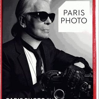 Karl Lagerfeld - Paris Photo - 2017