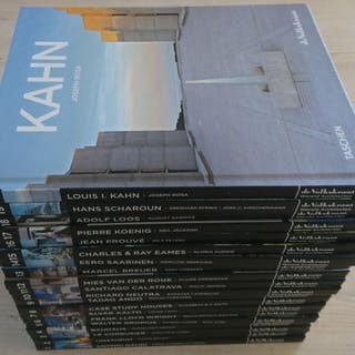 Volkskrant en Taschen- Wereld Architecten- 2010