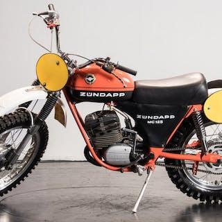 Zündapp - MC - 125 cc - 1974