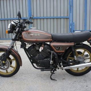 Moto Morini - 3 1/2 - GT - 350 cc - 1981