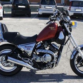 Moto Morini - Excalibur - 350 cc - 2000