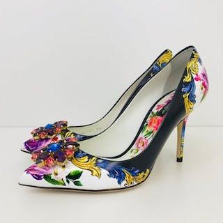 Dolce & Gabbana Zapatos de tacón alto - Talla: EUR 39 UK 6.5
