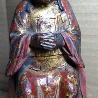 Sculpture - Gilt