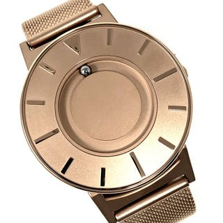 Eone - Bradley Rose Gold with Mesh Strap Swiss...