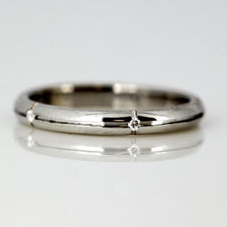 Tiffany & Co. - 18 kt. White gold - Ring