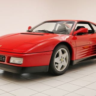 Ferrari - 348 TB Pre Production * prototype *- 1989