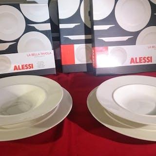 Ettore Sottsass - Alessi - Platten (12) - La Bella Tavola (Kavel 1)