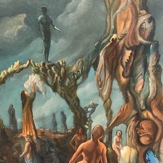 G. Koenders (1928)- De Levensboom