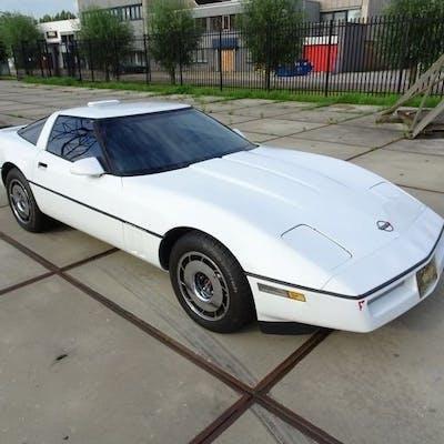 Chevrolet - Corvette C4 - 1984   Barnebys