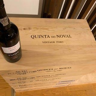"""2001 Quinta do Noval """"Silval""""Vintage Port - 12 Bottles (0.75L)"""