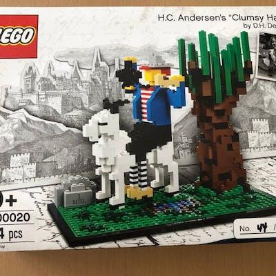 LEGO - LEGO Inside Tour - H.C. Andersen's 'Clumsy Hans' 4000020 - Danemark