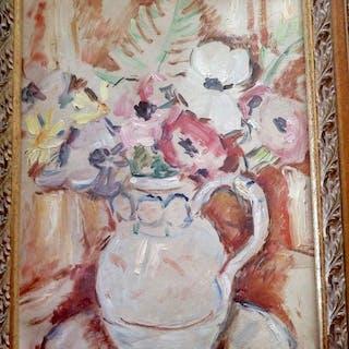 Emile Othon Friesz (1879-1949) - Bouquet de printemps