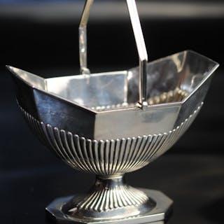 Zuckerdose - .925 Silber - Sibray
