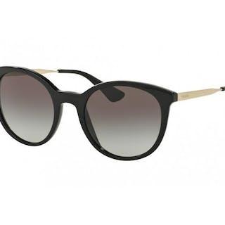 Prada - Black Gold Designer - New - Made in Italy - 2019 Sunglasses