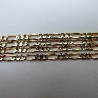 18 kt. Bicolour, Gold - Necklace