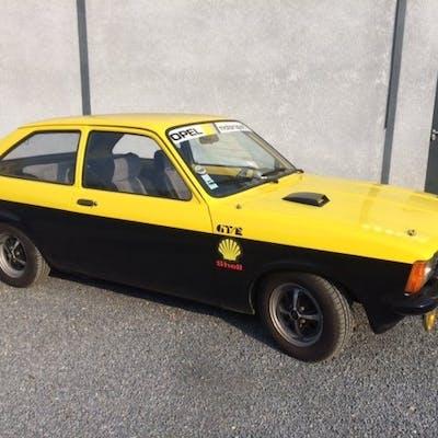 Opel - Kadett C2 replica GTE - 1979