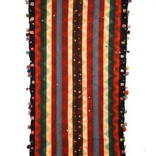 Qashqai - Jajim - 370 cm - 125 cm