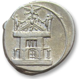 Roman Republic - AR denarius