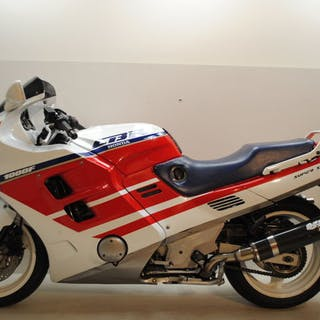 Honda - CBR 1000 F - 1000 cc - 1989