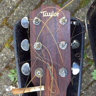 Taylor - Used by Armand- Acoustic Guitar - 1984