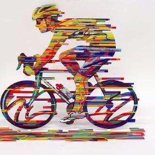 """David Gerstein - Bicycle Rider  """" Champion """""""