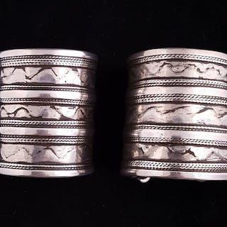 Bracciale (2) - Argento 800 - Turkmenistan