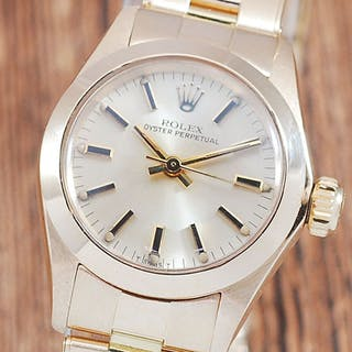 Rolex - Oyster Perpetual Lady - 6718 - Women - 1980-1989