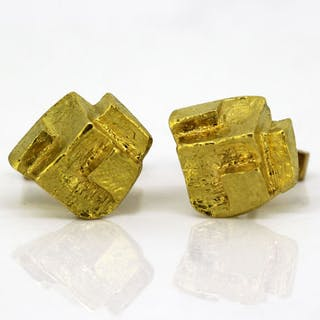 Kutchinsky - 18 kt. Yellow gold - Cufflinks