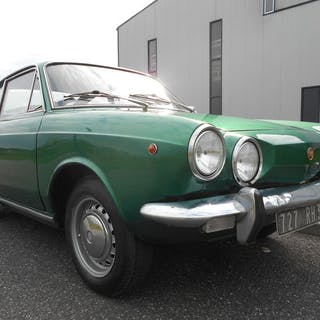 Fiat - 850 coupe - 1971