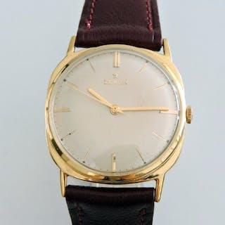 Zenith - 2562PC - 18K Yellow Gold GentlemanWatch - Men - 1950-1959