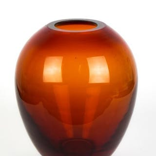 Roberto Beltrami (Murano) - Vase and Candle Holder 24kt...