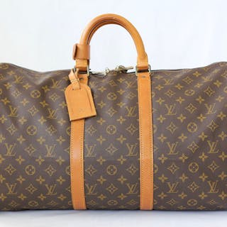 Louis Vuitton - Keepall 50 Travel bag